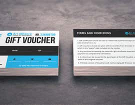 "#2 for Design a ""GIFT VOUCHER"" by szabomarius"