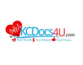 #3 for Design a Logo for KCDocs4U af geraltdaudio