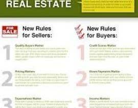 Nro 4 kilpailuun Real Estate Infograph käyttäjältä JeevanKoju