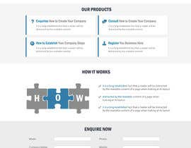 #35 para Landing Page (Visual Design Optimization) por kethketh
