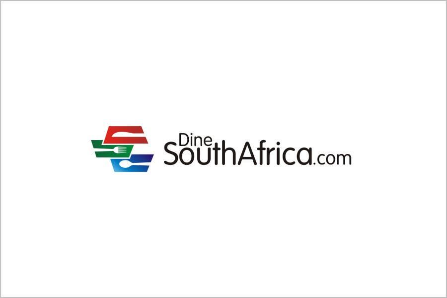 Bài tham dự cuộc thi #56 cho Logo Design for DineSouthAfrica.com