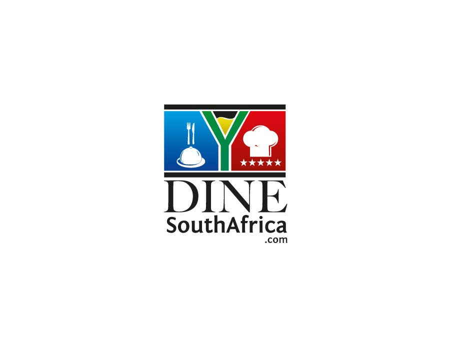 Bài tham dự cuộc thi #20 cho Logo Design for DineSouthAfrica.com