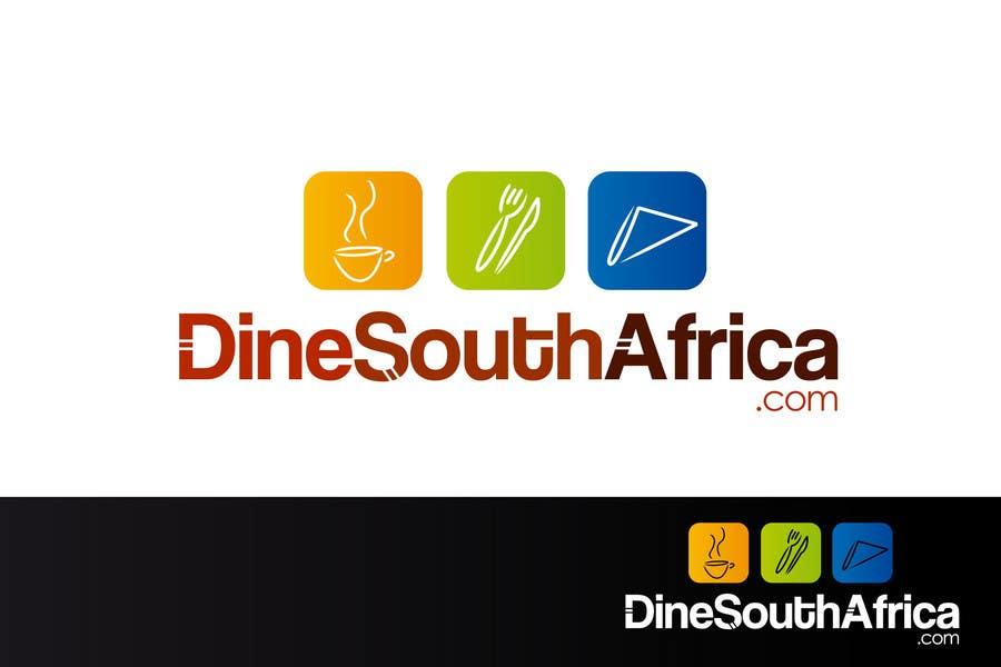 Bài tham dự cuộc thi #39 cho Logo Design for DineSouthAfrica.com