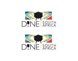 #74 para Logo Design for DineSouthAfrica.com por mishyroach