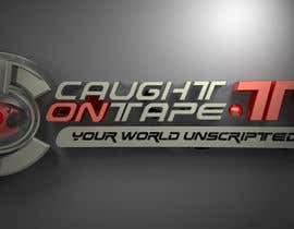 #1227 untuk Design a Logo for Caught On Tape TV oleh Watfa3D