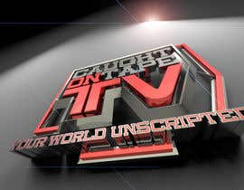 #1245 untuk Design a Logo for Caught On Tape TV oleh Watfa3D