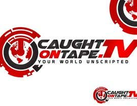 #1296 untuk Design a Logo for Caught On Tape TV oleh xcerlow