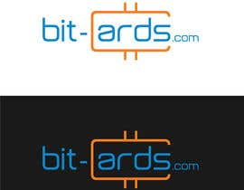 #27 for Design a Logo for http://www.bit-cards.com by pkapil