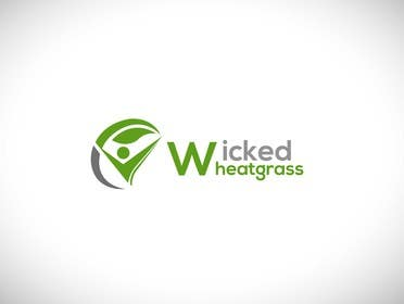#54 for Design a Logo for Wicked Wheatgrass af tfdlemon