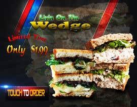 #25 para Wedge flyer por saqibrajput3284
