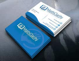 aneeyka27 tarafından Business Card Design for Tutoring Company için no 112