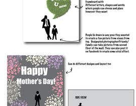 #5 para Mothers Day Promotional idea por tomatoisme