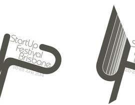 #20 for Design a Logo for Startup Festival Brisbane af dikAjah