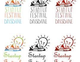 #29 untuk Design a Logo for Startup Festival Brisbane oleh zsoltfazekas