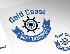 Naumovski tarafından Design a Logo for a Boat Transport company için no 11