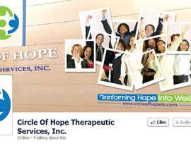 #16 cho Design a Facebook landing page for Circle of Hope Therapeutic Services, Inc. bởi eshad222