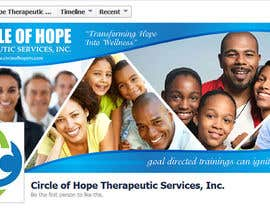#43 cho Design a Facebook landing page for Circle of Hope Therapeutic Services, Inc. bởi eshad222