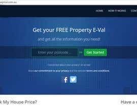 didisyah tarafından real estate website logo creation için no 47