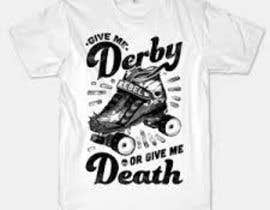 #11 para Design a T-Shirt for Roller Derby por manjeetnamu