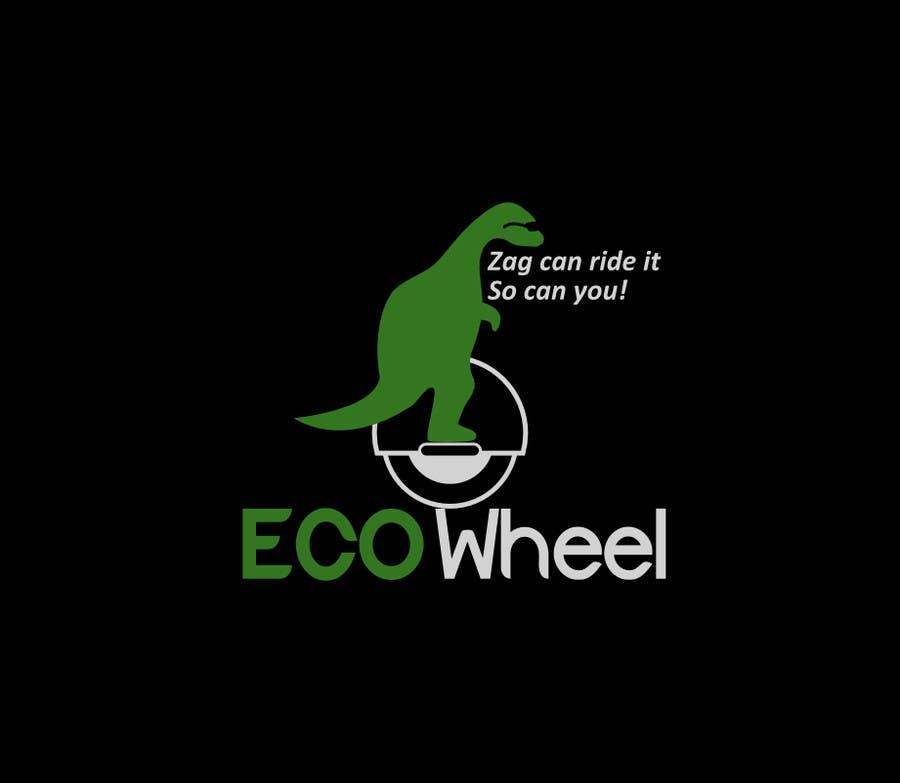 Contest Entry #104 for Design a Logo a latest innovation - Eco Wheel