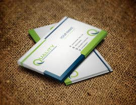nº 51 pour Business Cards for Cleaning Company par IllusionG