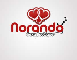 #20 untuk Develop a Corporate Identity for Norando Sexy Boutique oleh klaudix13