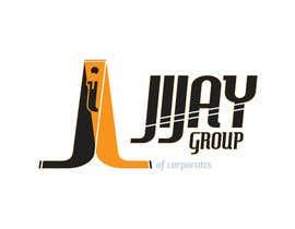 nerburish tarafından Design Logo for Jijay Group of companies için no 18