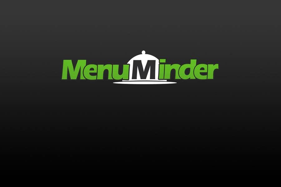 Proposition n°84 du concours Logo Design for MenuMinder
