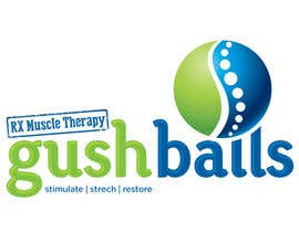 #105 for Design a Logo for Massage Balls af samazran