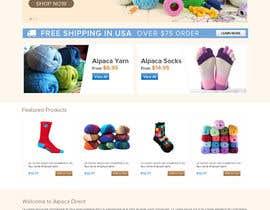 Nro 39 kilpailuun Projetar a Maquete de um Website for Consulting Company käyttäjältä online3