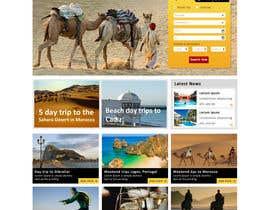 #45 for Projetar a Maquete de um Website for Consulting Company by logon1