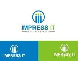 gurmanstudio tarafından Logo and Corporate Style Design for Impress It Solutions için no 85