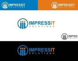 gurmanstudio tarafından Logo and Corporate Style Design for Impress It Solutions için no 87