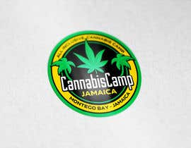 #10 for Design a Logo for Cannabis Camp Jamaica by Attebasile