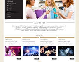 #3 para Website mockup design and Logo por ghazitech