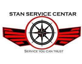 #24 untuk Design some Business Cards for Stan Service  center need Log/business Card/Flyer/Key chain/oil sticker oleh VikiFil