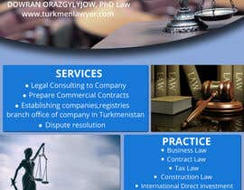 #13 for Law Firm Magazine Ad by hamt85