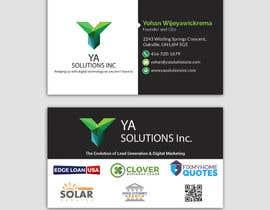 smartghart tarafından Fresh New Business Card Design için no 30