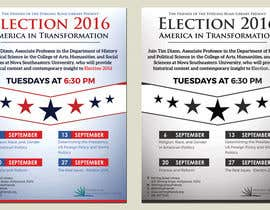 MooN5729 tarafından Election Flyer için no 36