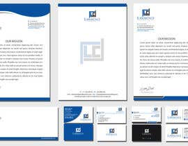 sarfarazk tarafından Lawrence Consulting Stationary and Website Mockup için no 1
