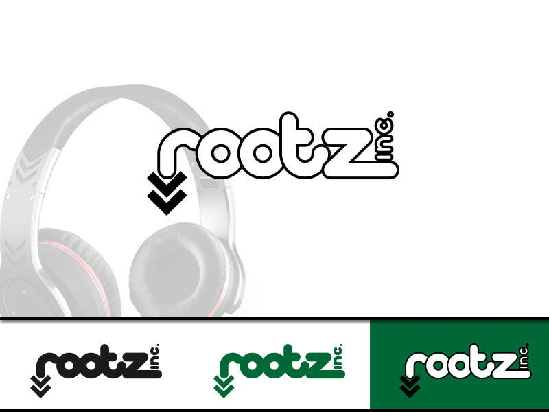 Contest Entry #12 for Design a Logo for ROOTZ INCORPORATED
