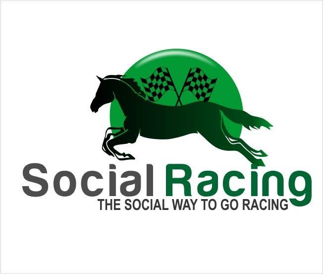Kilpailutyö #52 kilpailussa Logo Design for Social Racing