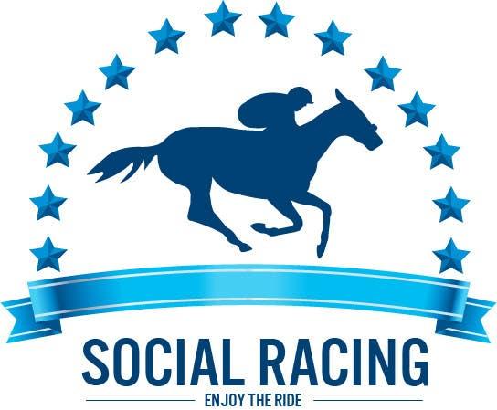 Kilpailutyö #34 kilpailussa Logo Design for Social Racing