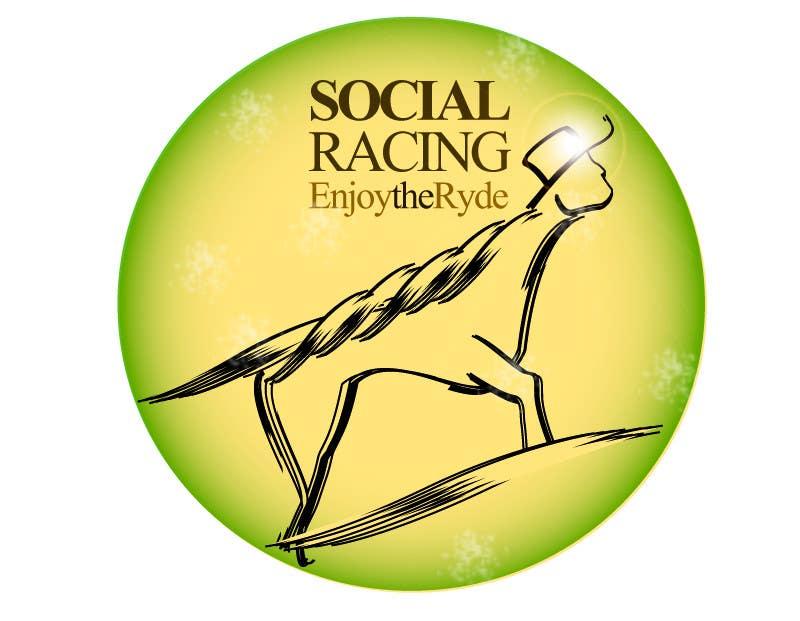 Kilpailutyö #25 kilpailussa Logo Design for Social Racing