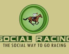 Nro 65 kilpailuun Logo Design for Social Racing käyttäjältä mdtanveer78692