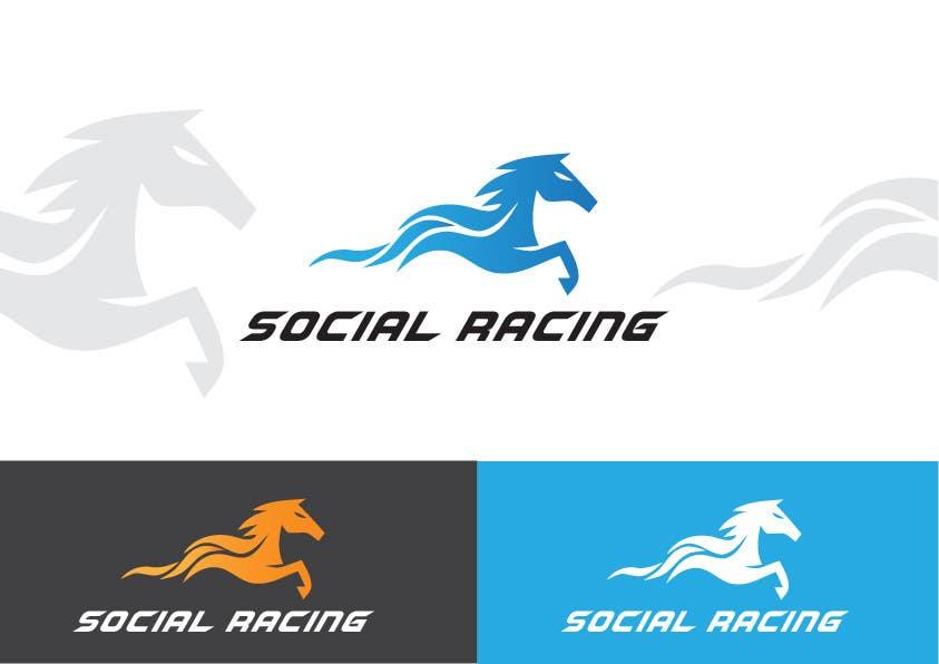 Penyertaan Peraduan #26 untuk Logo Design for Social Racing