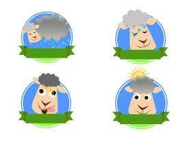 tarikchraiti tarafından Gorgeous Weather sticker için no 8