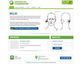 #12 for Design a Website Mockup for а Headache Center - Improve Current Design by gravitygraphics7