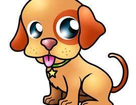 #13 para Concept art for a virtual pet game: kitten and puppy por chubi91