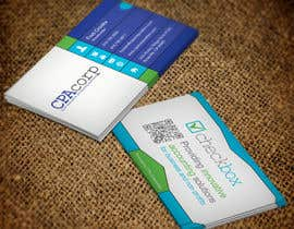 Cortana10 tarafından Design Double Sided Business Cards for Modern Accounting Firm için no 116